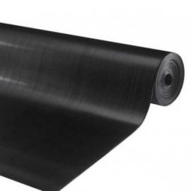 Резиновое рулонное покрытие Альфа мелкоребристое 100 см.*10 м.