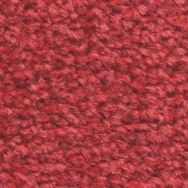 Грязезащитный ковер Канди 90*120 см. бордовый