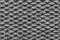 Грязезащитный ковер Супер Люкс 100*150 см. серый
