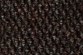 Грязезащитный ковер Супер Люкс 70*100 см. коричневый