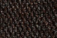 Грязезащитный ковер Супер Люкс 120*200 см. коричневый