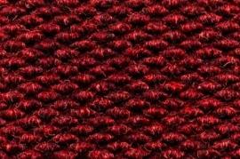 Ковровое офисное покрытие Суперноп 200 см. красный