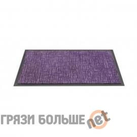 Грязезащитный ковер Валентино 60*90 см. антрацит