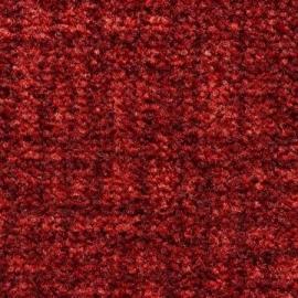 Грязезащитный ковер Валентино 90*150 см. красный