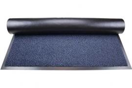 Грязезащитное рулонное покрытие Перу 200 см. синий