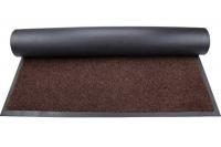 Грязезащитная влаговпитывающая дорожка Профи Люкс 85 см. коричневый