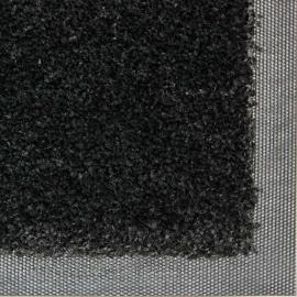 Грязезащитный влаговпитывающий ковер Профи Люкс 115*240 см. антрацит