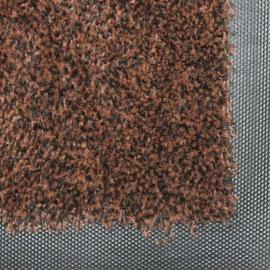 Грязезащитная влаговпитывающая дорожка Профи Люкс 115 см. коричневый
