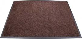 Грязезащитный влаговпитывающий ковер Профи Люкс 190*400 см. коричневый