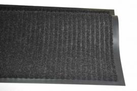 Влаговпитывающий ковер Профи Люкс лайт антрацит 120*180 см.