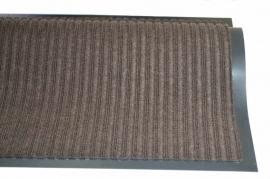Грязезащитное рулонное покрытие Профи Люкс лайт коричневый 90 см.
