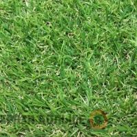 Рулонная искусственная трава Ливерпуль 25 мм. ширина 200 см.