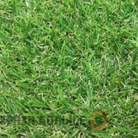 Рулонная искусственная трава Ливерпуль 25 мм. ширина 400 см.
