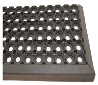 Ступень резиновая Домино 800*260 мм.