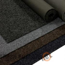 Универсальное износостойкое рулонное покрытие Супер Люкс 200 см. серый
