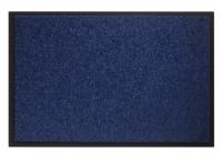 Грязезащитный ковер Твистер 40*60 см. синий
