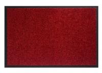Грязезащитный ковер Твистер 80*120 см. красный