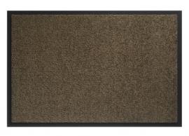Грязезащитный ковер Твистер 40*60 см. коричневый