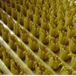 Рулонное покрытие Травка золотой